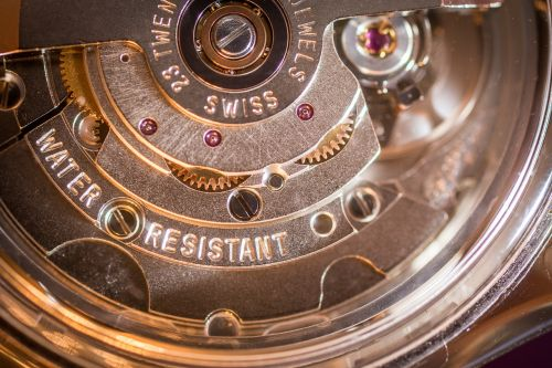 movement mechanics automatic watch
