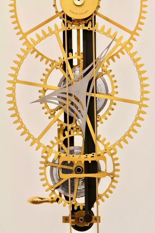 movement pointer gears