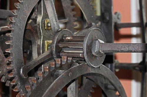 movement  old clockwork  time
