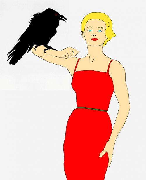 movie the birds actress