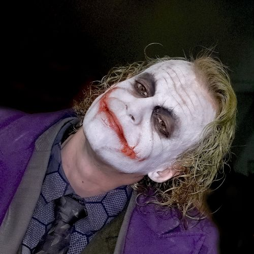 movie joker cosplay