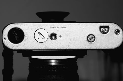 movie camera nikon f3 bolt camera breechblock