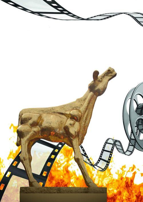 movie poster film golden calf