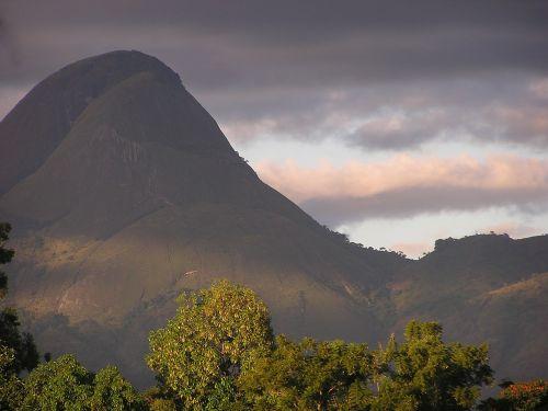 mozambique mountains sky