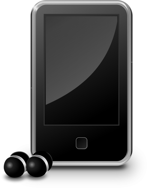 mp3 player music player smartphone