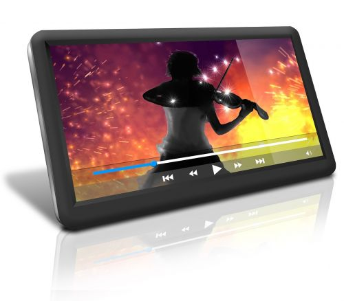 mp5 player moview