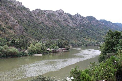 mskheta  tbilisi  georgia