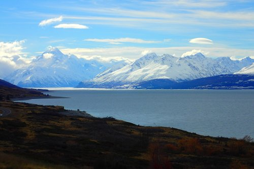 mt  cook  mountain