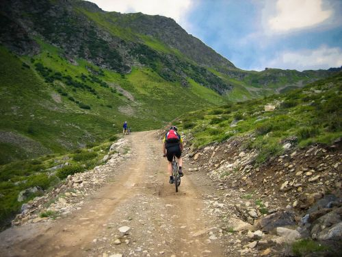 mtb mountain bike alpine