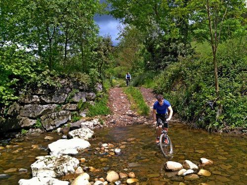 mtb mountain biking landscape