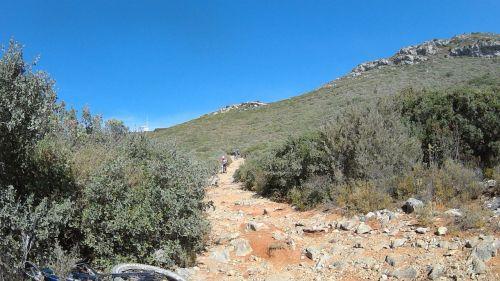 mtb trail adventure