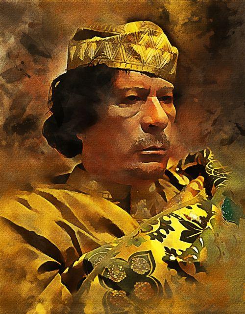 muammar gaddafi policies libya