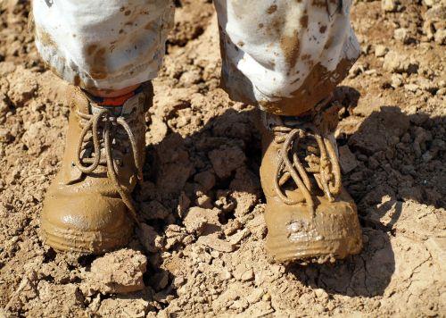 mud footwear hiking