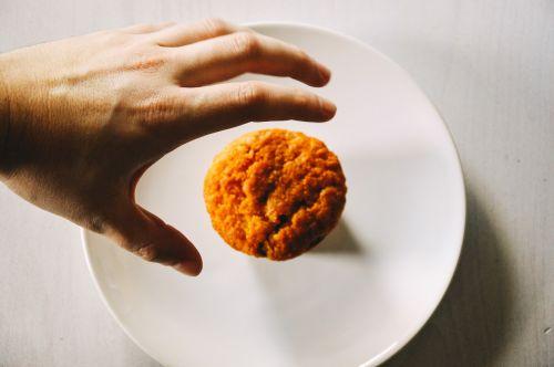 muffin bun food
