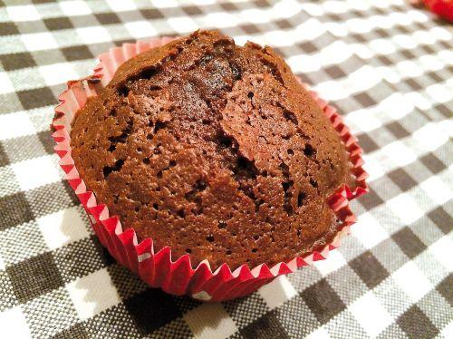 muffin bake cake