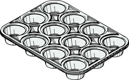 muffin pan pan tin