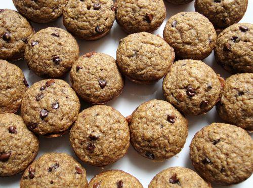 muffins mini healthy