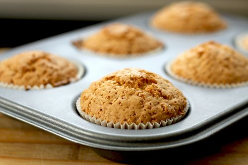 muffins foods baked