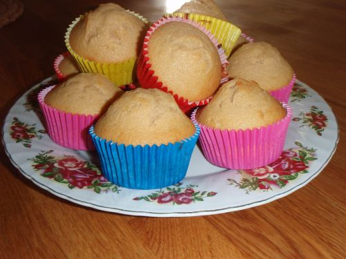 muffins sweets kitchen