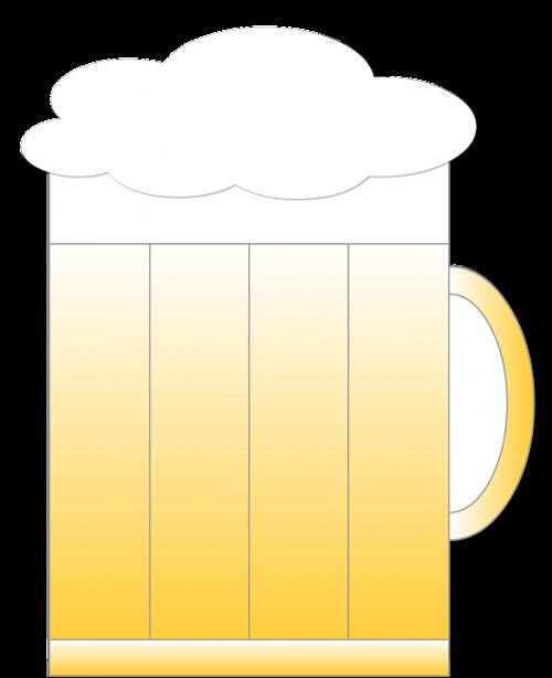 mug chopp beer