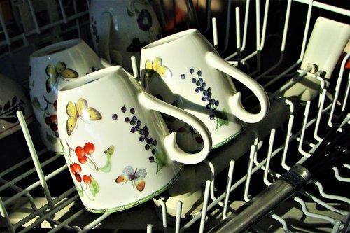 mug  porcelain  dishwasher