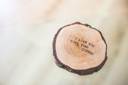 mug pad pad wood