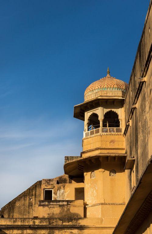 Moghalas,senovės,mūra,iškirpti,milžiniškas,geometrinis,geometrija,milžiniškas,įspūdingas,Indija,orientyras,asian,magas,paminklas,akmuo,simetriškas,simetriškas,turizmas,kelionė,darbas