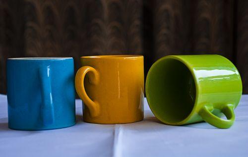 puodukai,Kinijos molis,porceliano dirbiniai,taurė,mėlynas,žalias,oranžinė,keramika,molis,Kinija,porcelianas,keramika,arbata,virtuvės reikmenys,indai,laivas,kava