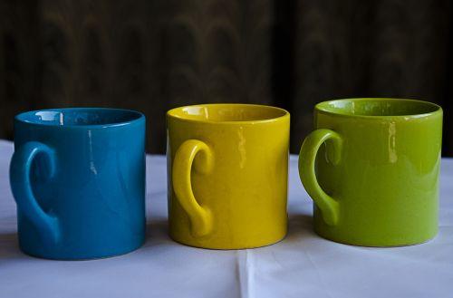 puodukai,Kinijos molis,porceliano dirbiniai,taurė,mėlynas,žalias,geltona,keramika,molis,Kinija,porcelianas,keramika,arbata,virtuvės reikmenys,indai,laivas,kava