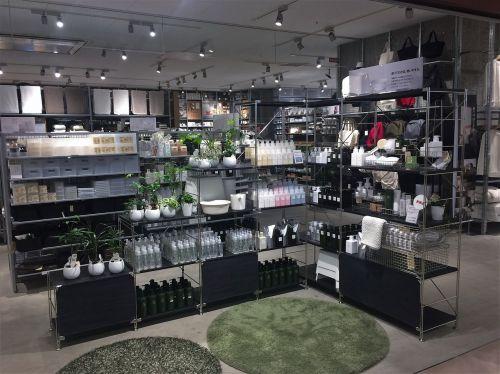 mujirushi ryohin display shampoo