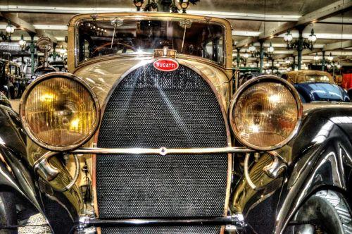 mulhouse bugatti oldtimer