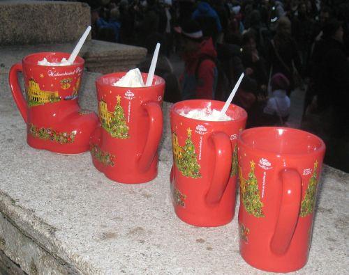 mulled wine mug advent