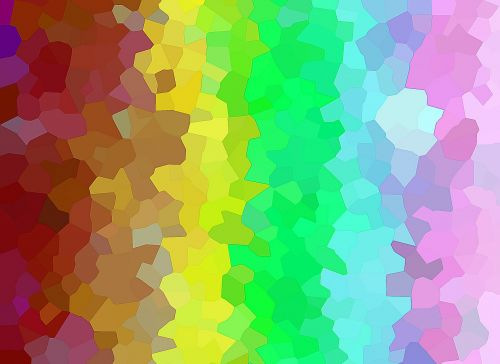 Multi-Color Crystallized 2