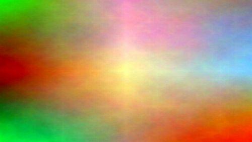 Multi Color Haze Background