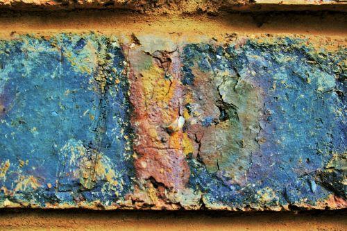 Multi-coloured Brick