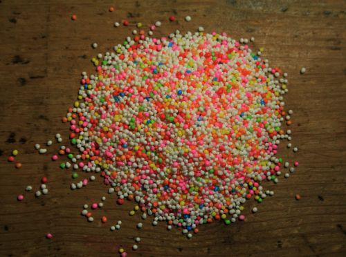 Multi-coloured Sprinkles