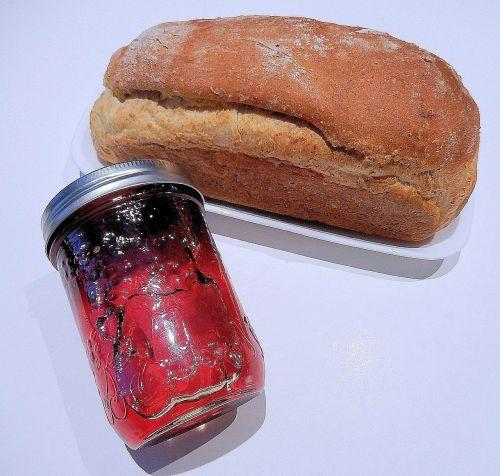 multi grain bread crab apple jelly home preserves