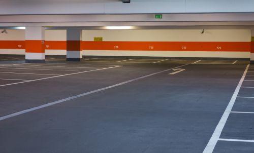 multi storey car park park flat