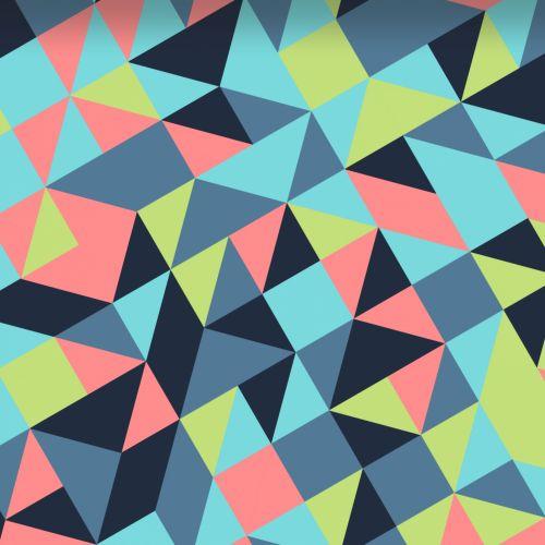 Multicolor Polygons