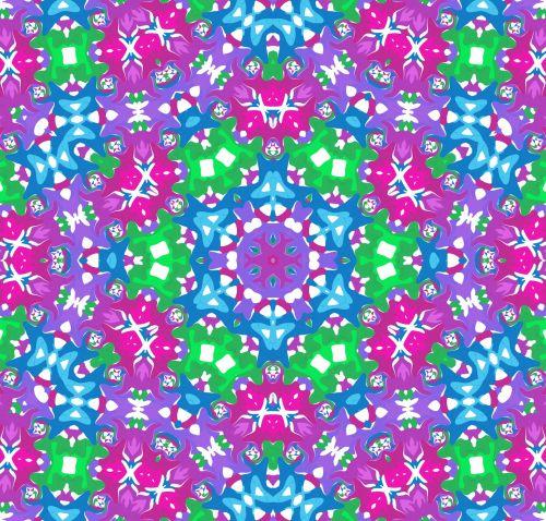 Multicolored Kaleidoscope