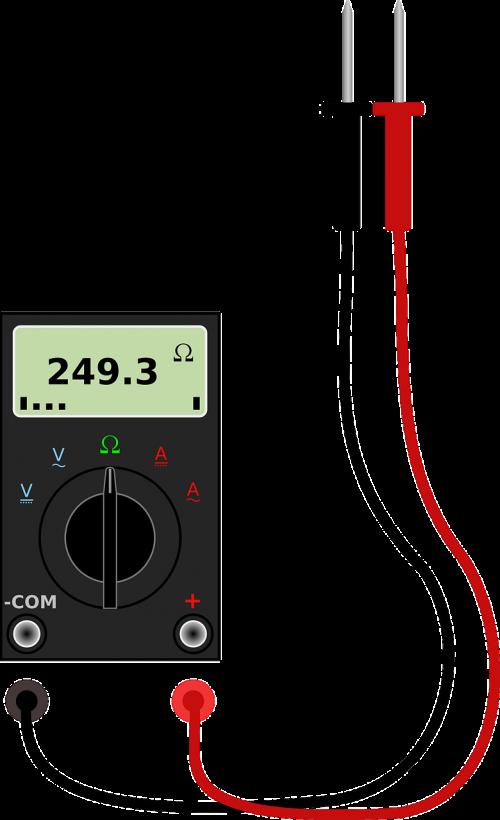multimeter meter multi-meter