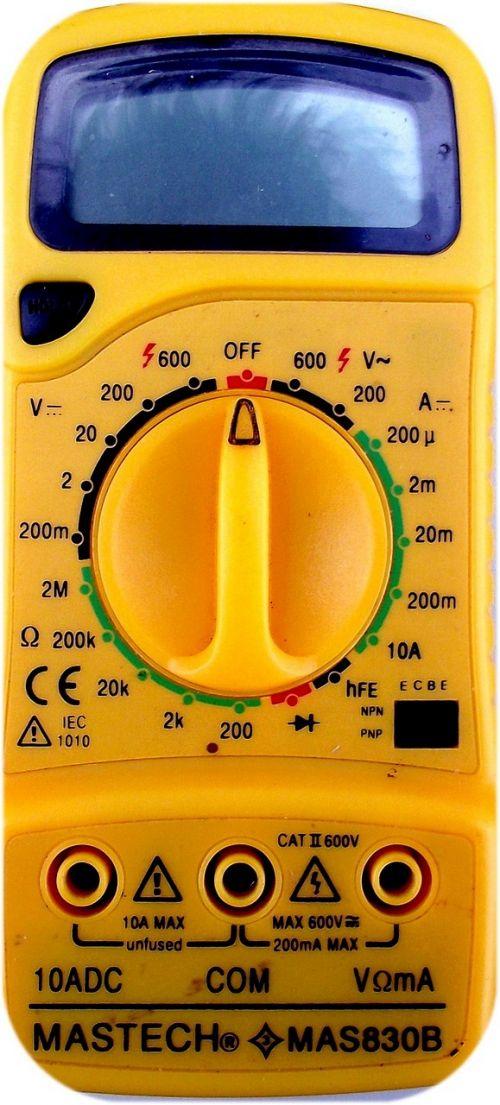 multimeter universal controller electricity