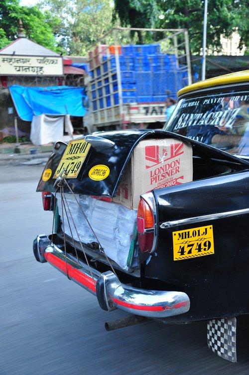 mumbai  cab  taxi