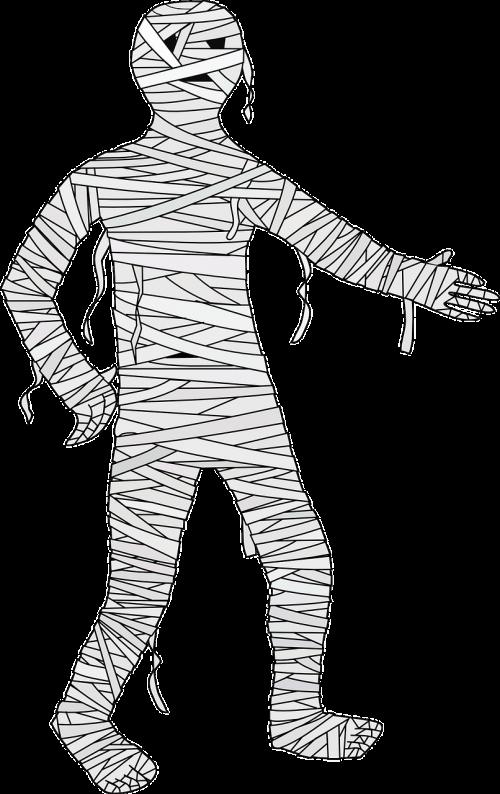 mummy egyptian halloween