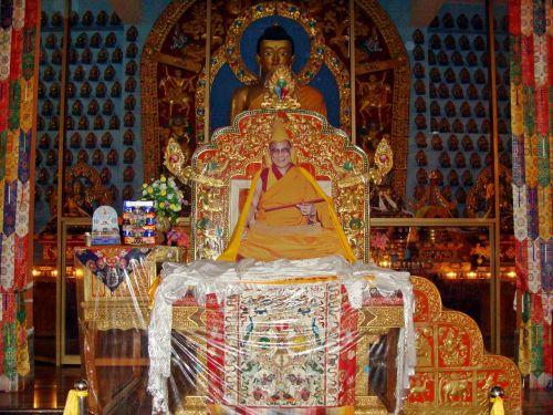 mundgod mini tibet monastery