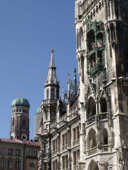 munich city frauenkirche