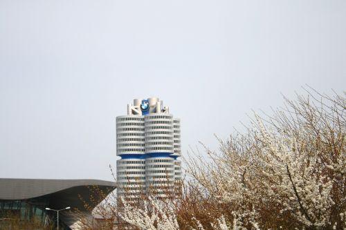 munich bmw architecture