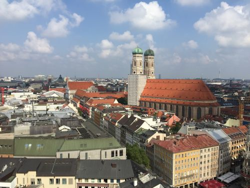 munich panorama frauenkirche