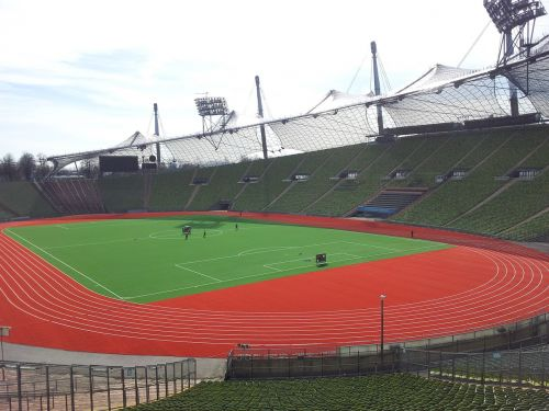 munich olympic stadium stadium
