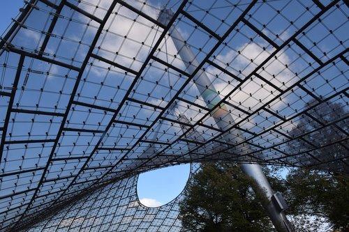 munich  architecture  olympia